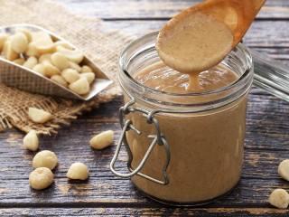 Paleo Macadamia-Coconut Butter
