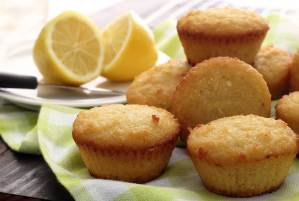 easy paleo recipe for paleo lemon coconut muffins