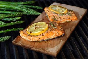 how to grill cedar plank salmon the easy way