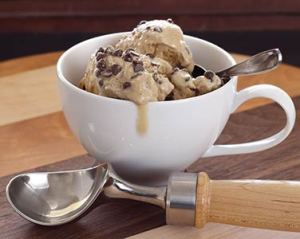 easy paleo recipe for non-dairy coffee ice cream