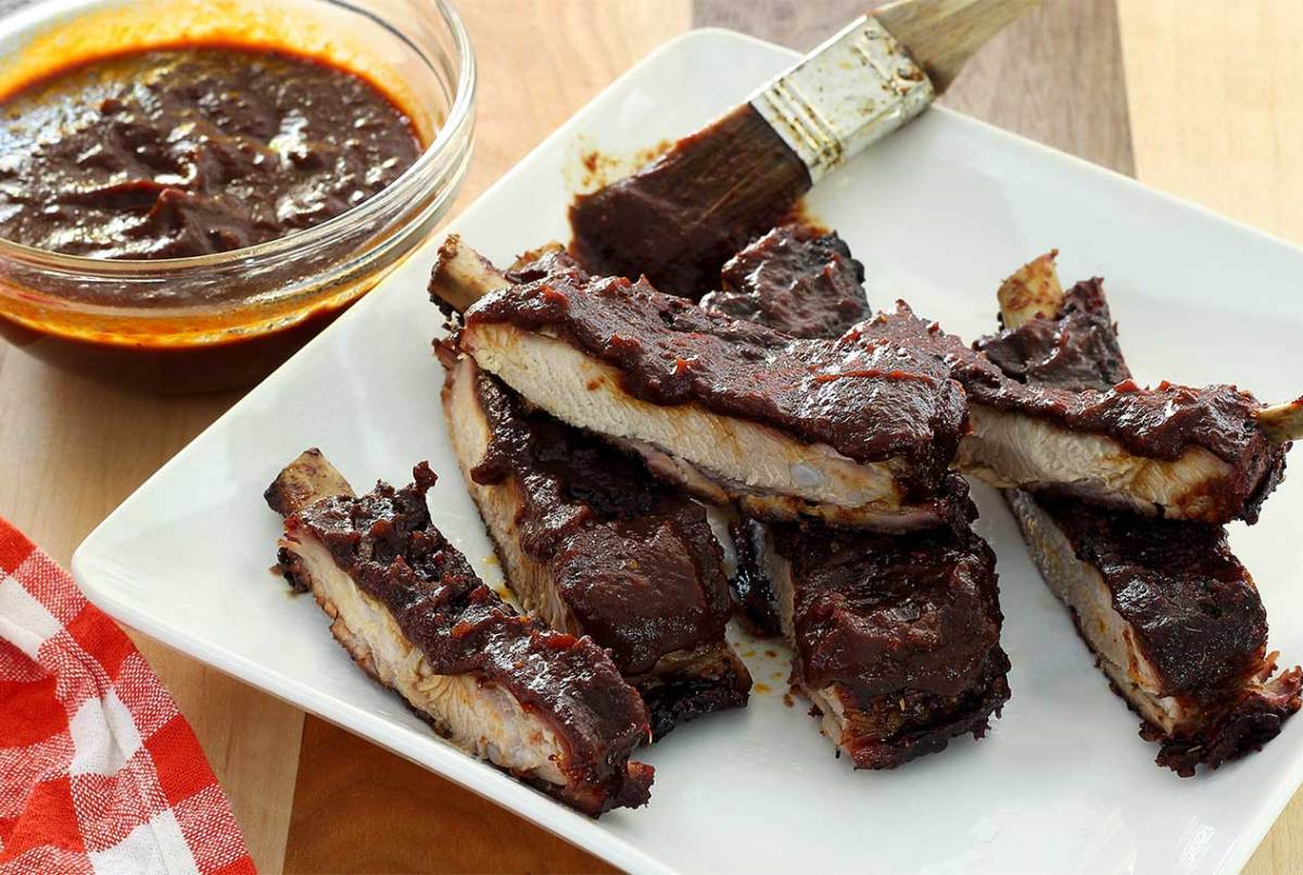 Easy paleo recipe for barbecue sauce
