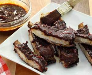 easy paleo recipe for a thick barbecue sauce for grilling
