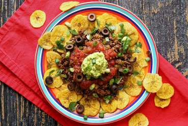 quick and easy recipe for paleo nachos