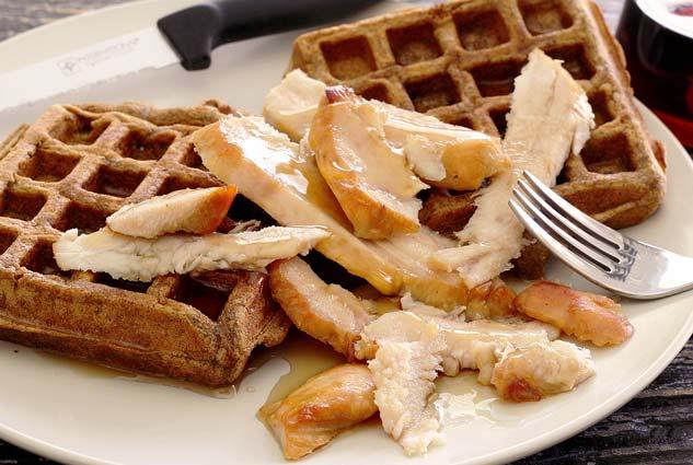 easy paleo recipe for pumpkin waffles