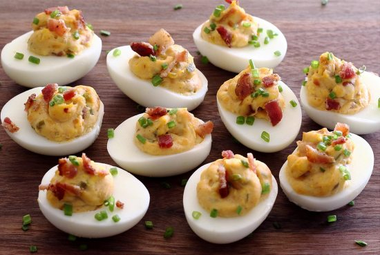 paleo recipe for deviled eggs
