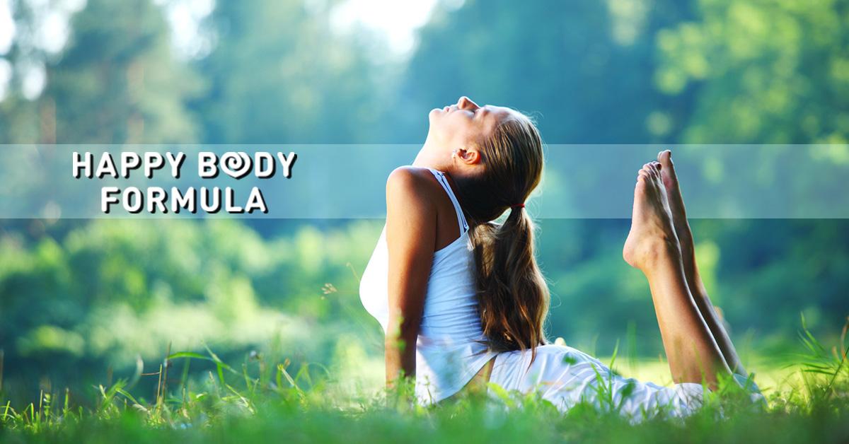 happy body formula health, exercise and nutrition program