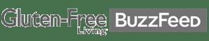 gluten-free living/buzzfeed media logos