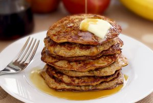 simple paleo and gluten free pancake recipe