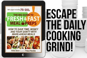 The Big Guide to Fresh & Fast Meal Preps