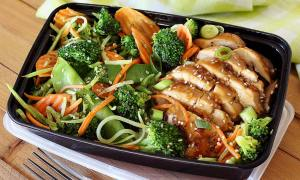 asian chicken meal prep for weight loss