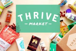 Thrive Market promotional graphic