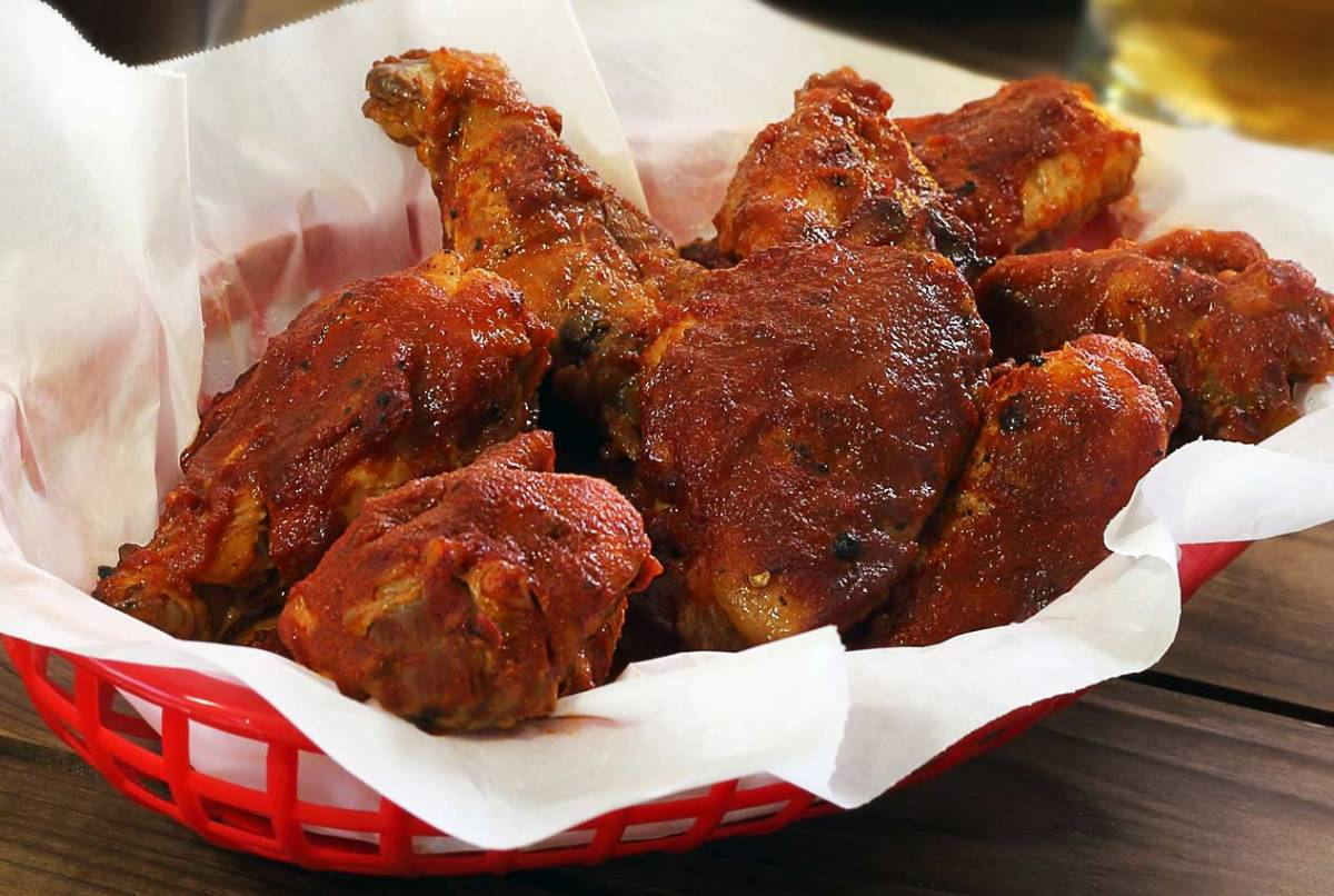 paleo bbq chicken wings slow cooker recipe