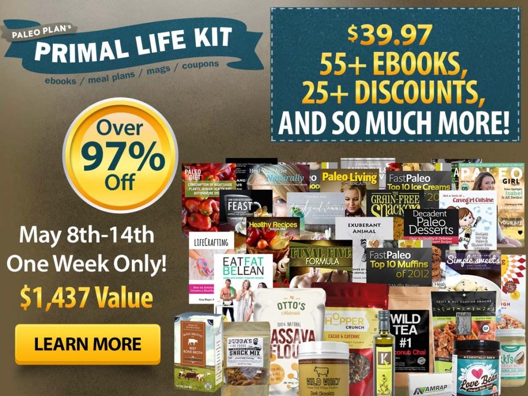 2015 Primal Life Kit