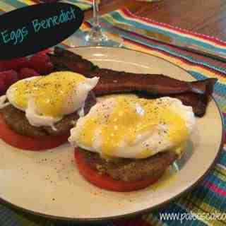 Paleo Eggs Benedict