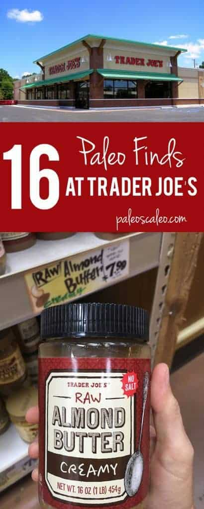 Paleo Finds at Trader Joe's | PaleoScaleo