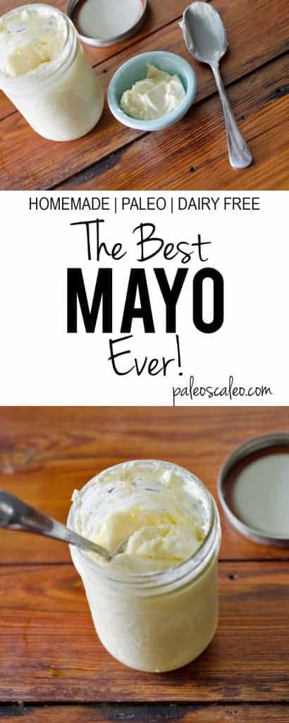 The Best Mayo Ever | PaleoScaleo.com