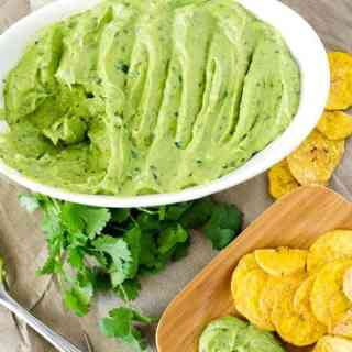 Cumin-Lime Avocado Dip
