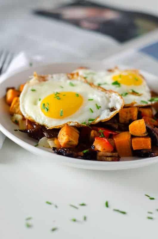 Sweet Potato Hash | PaleoScaleo.com