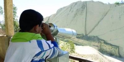 On the News | Bolivia | Paleontólogos respaldan postulación de Cal Orck'o @ Correo del Sur