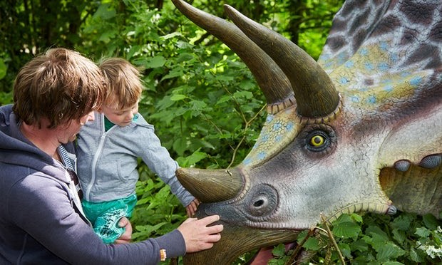 On the News | What if dinosaurs were still alive? You asked Google – here's the answer @ The Guardian