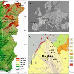 Just out | The late Pliocene palaeoenvironments and palaeoclimates of the western Iberian Atlantic margin from the Rio Maior flora @ Palaeogeography, Palaeoclimatology, Palaeoecology