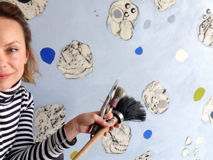 On the News | Malta | Art inspired by fossils @ Times of Malta