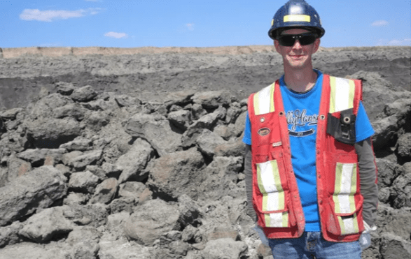 On the News | Canada | Marine reptile fossils found at Fort McMurray area worksite @ CBC