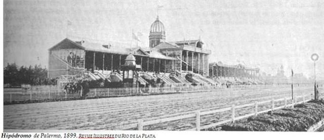 Foto del Hipódromo de 1899