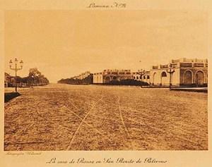Palermo y su historia, el Caserón de Rosas