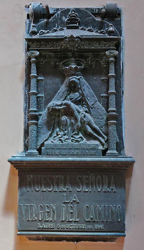 Virgen del Camino - MOA