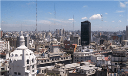 Próximas visitas a los Miradores de Buenos Aires
