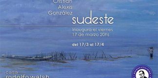Sudeste de Cristian Alexis Gonzále