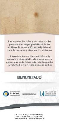 BUSQUEDA DE PERSONAS - 06