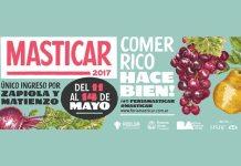 11 al 14 de mayo vuelve la Feria Masticar