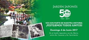 El Jardín Japonés cumple 50 años