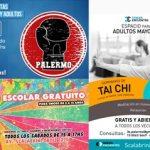 Actividades gratuitas semanales organizadas por Nuevo Encuentro en Palermo