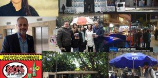 Sucedió en Palermo durante la semana del 15 al 21 de mayo de 2017