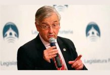 Objeciones del legislador Adrián Camps a la Ley de Terrenos Estación Colegiales