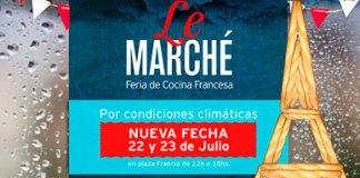 22 y 23 de julio - Feria de la Cocina Francesa: LE MARCHÉ