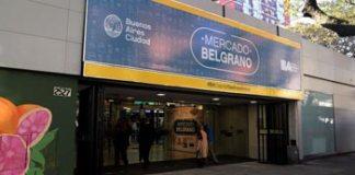 Remodelación del Mercado de Belgrano
