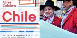 9° Edición de Buenos Aires Celebra a Chile
