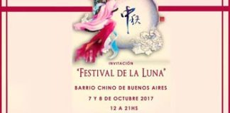 Sábado 7 de octubre Festival de la Luna en el barrio Chino