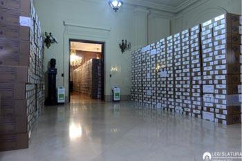 Urnas a resguardo hasta el escrutinio definitivo en la ciudad de Buenos Aires