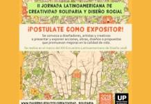 II Jornada Latinoamericana de Creatividad Solidaria y Diseño Social
