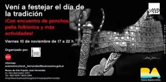 El Museo José Hernández festeja el Día de la Tradición