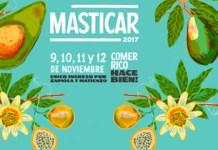 Feria Masticar del 9 al 12 de noviembre en Palermo