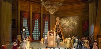 El Cascanueces en el Teatro Colón