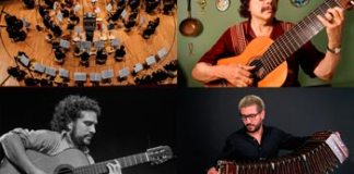 La orquesta JUAN DE DIOS FILIBERTO: Tango y música del litoral