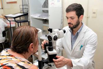 Campaña Nacional de Detección del Glaucoma