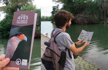 Guía de Aves de los Bosques de Palermo